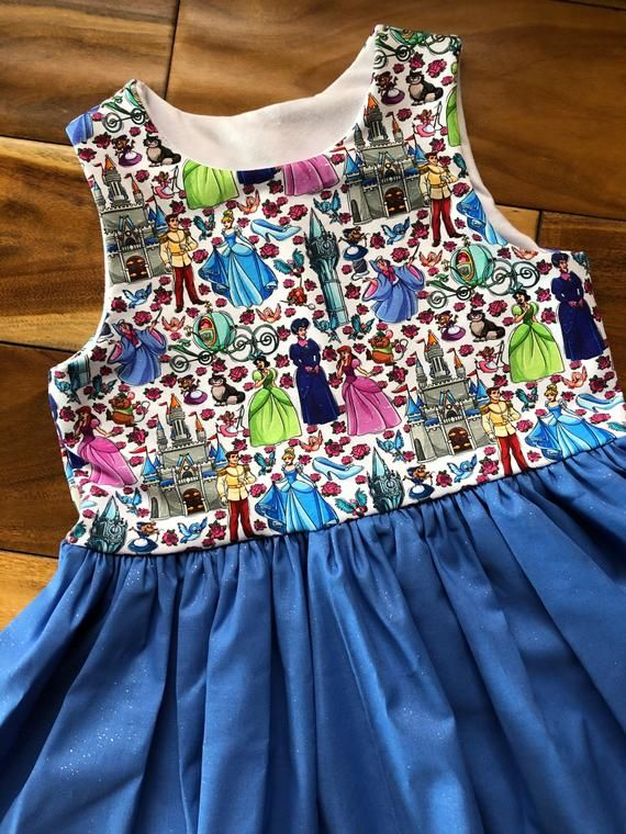 Cinderella custom knit dress