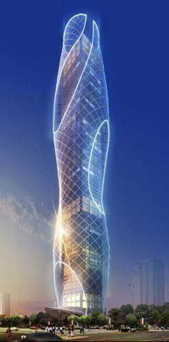 sikka dream high tower noida delhi india designed by c p kukreja