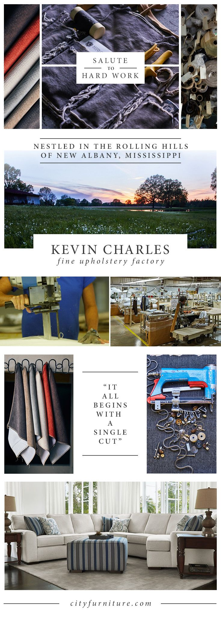 Each Piece In Our Kevin Charles Collection Is Made The Usa With Pion And Unmatched Craftsmanship Experience Comfort That Comes From Hard Work