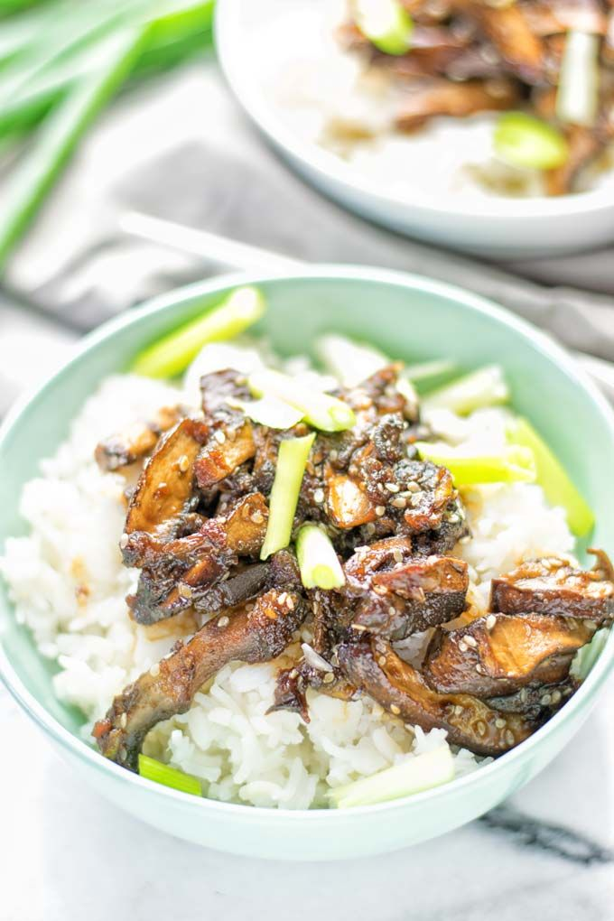 Vegan Bulgogi (Korean BBQ) - Contentedness Cooking ...