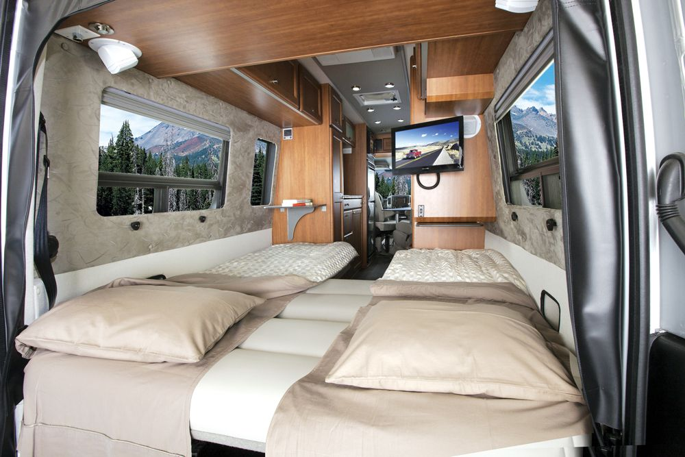 an optional e trek package allows the coach to be operated. Black Bedroom Furniture Sets. Home Design Ideas