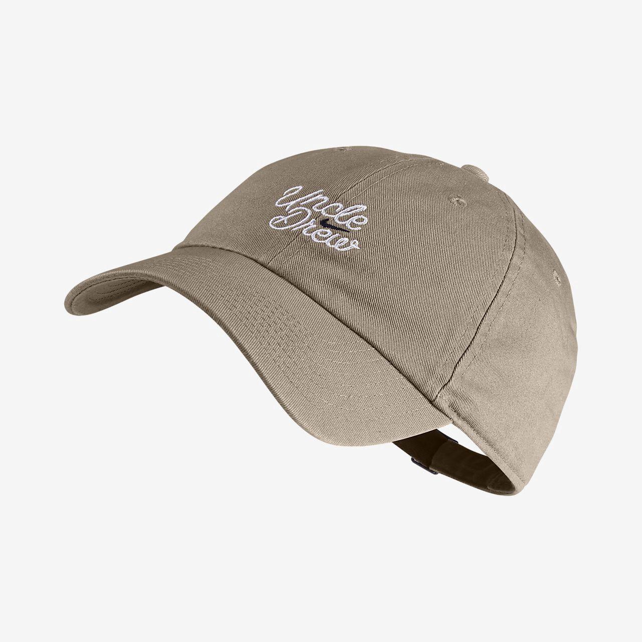 a54e5c84172e2 Nike Kyrie Heritage 86 Hat - Khaki Os