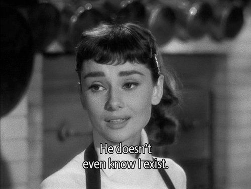 27 Notable Movie Lines So Me Quotes Movie Quotes Audrey Hepburn