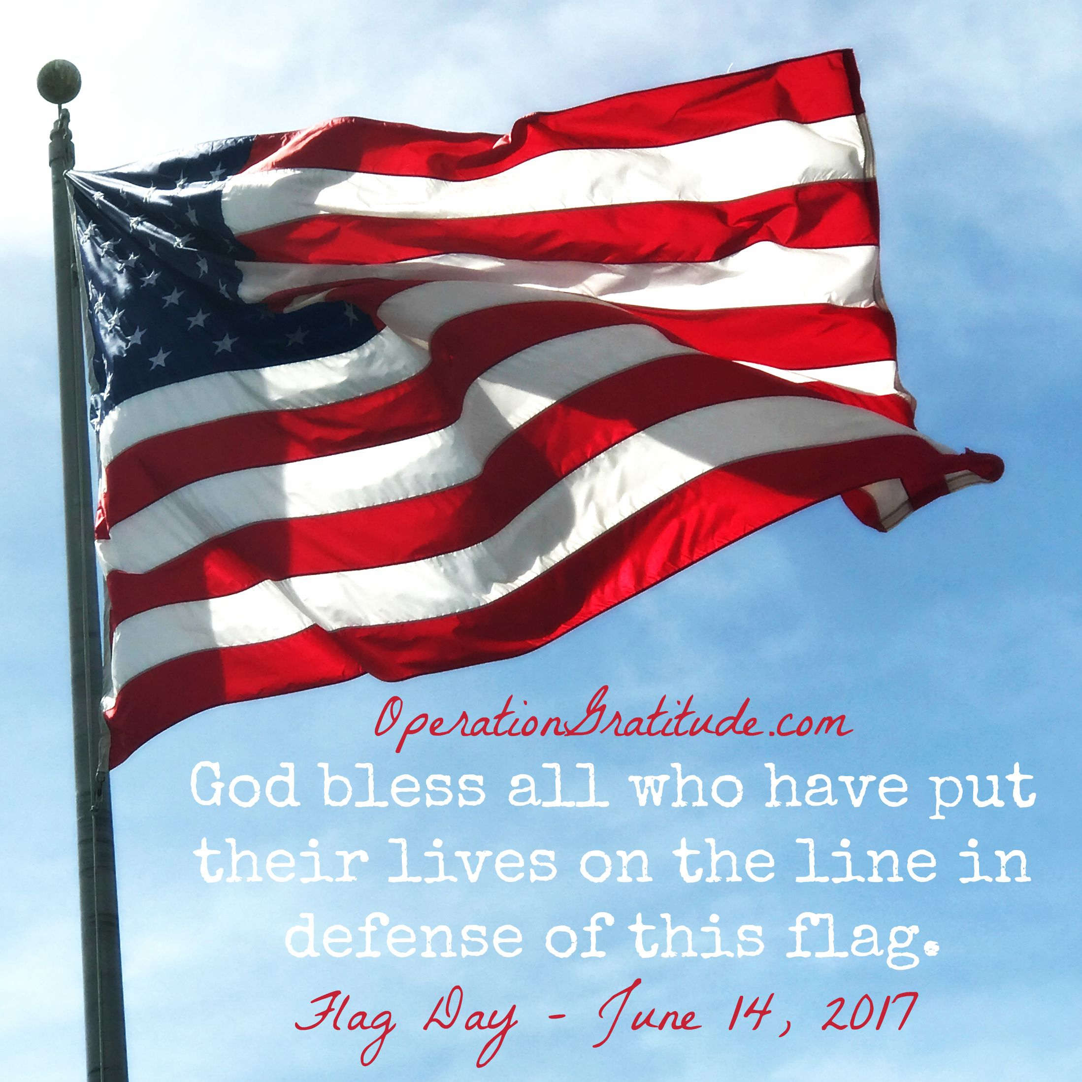 Our Flag Is A Living Token Of Human Integrity And Freedom President Harry S Truman We Are Thankful To Live Operation Gratitude Thankful Thursday Flag
