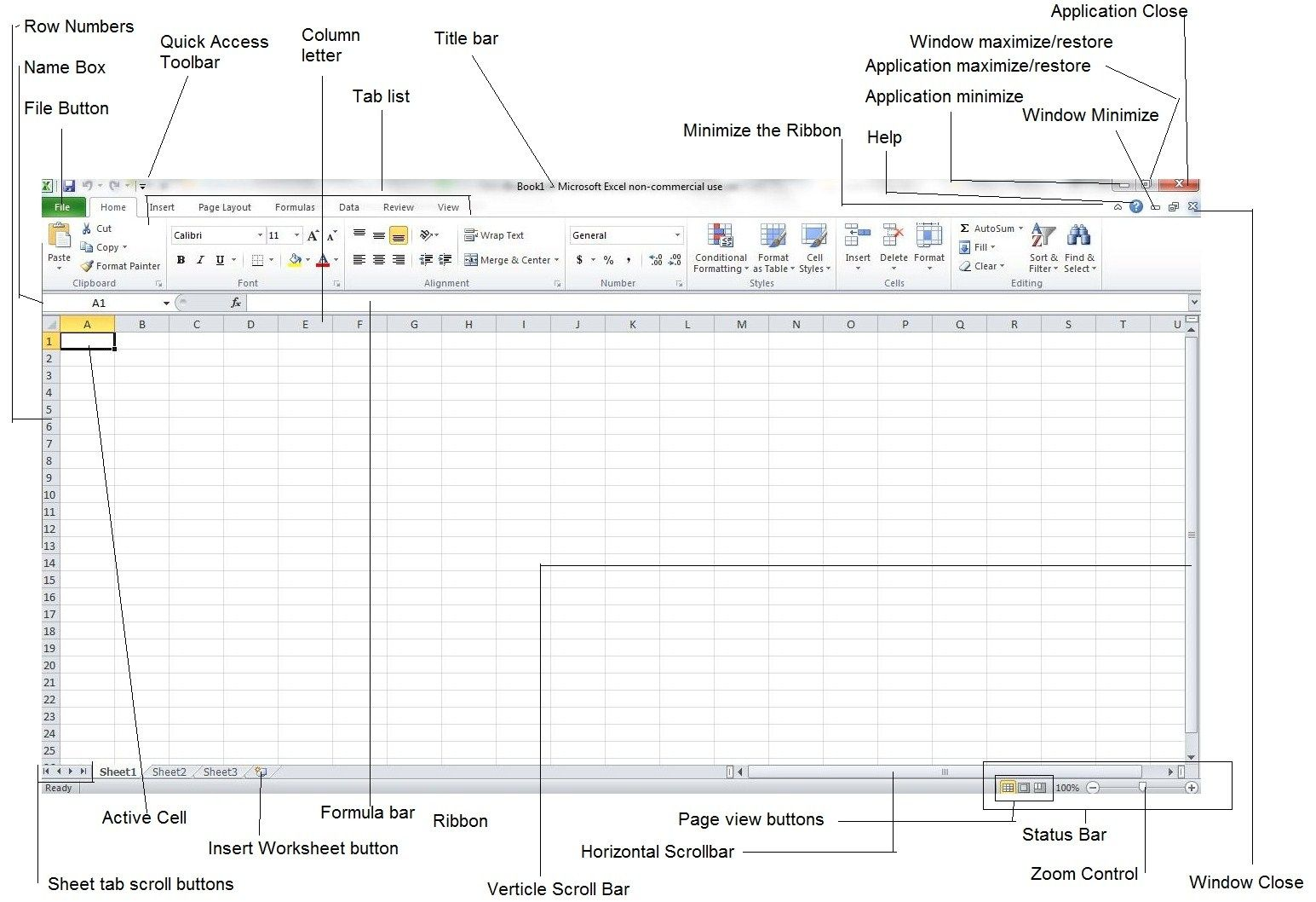 Tutorial For Excel Spreadsheets Excel Spreadsheets Spreadsheet Microsoft Excel Formulas How to autosum in excel spreadsheet