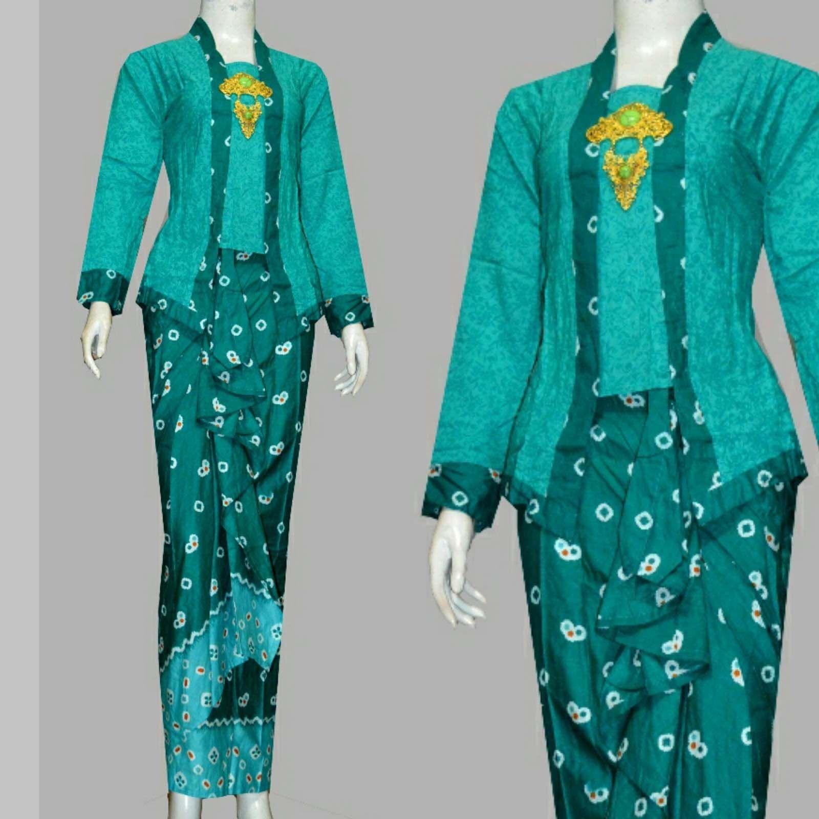 Model Baju Batik Kutu Baru Modern Untuk Wanita  20587044ec