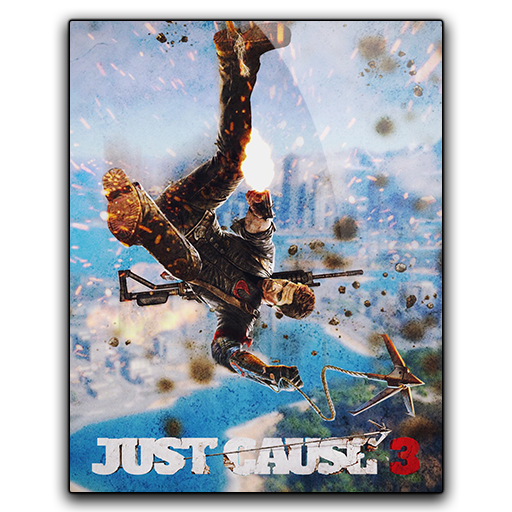 Icon Just Cause 3 By Hazzbrogaming Just Cause 3 Icon Games