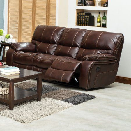 home source lucy sofa recliner brown products sofa recliner rh pinterest com