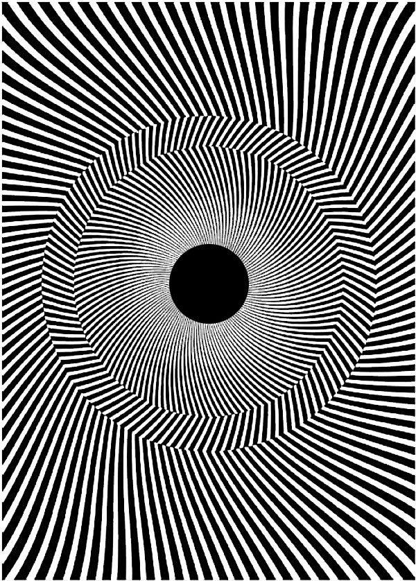Ilusiones Ópticas. #IlusionOptica #juegos // Kinetic Illusions in Op Art