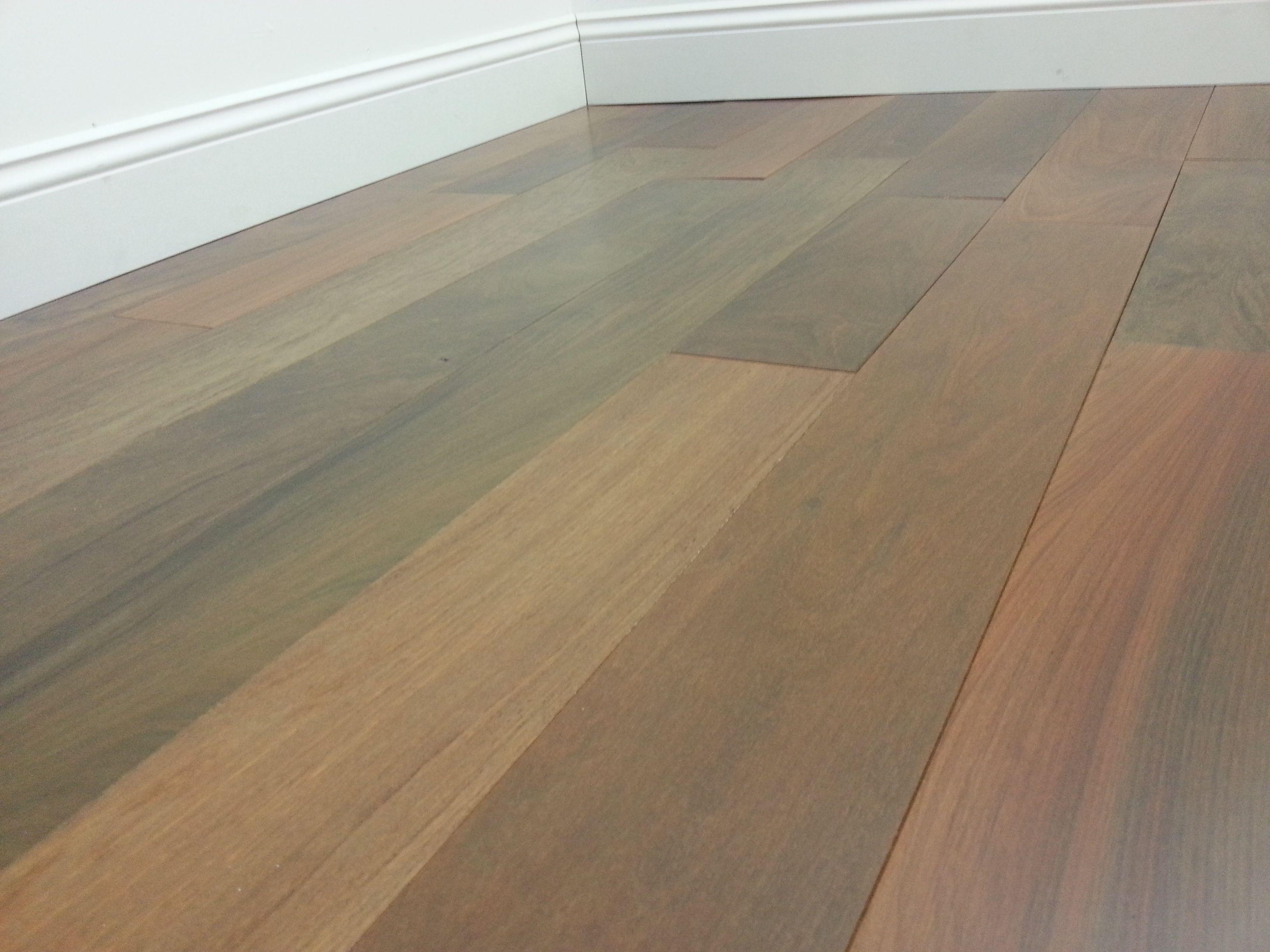 3 1 4 brazilian walnut pre finished solid hardwood for Brazilian hardwood flooring