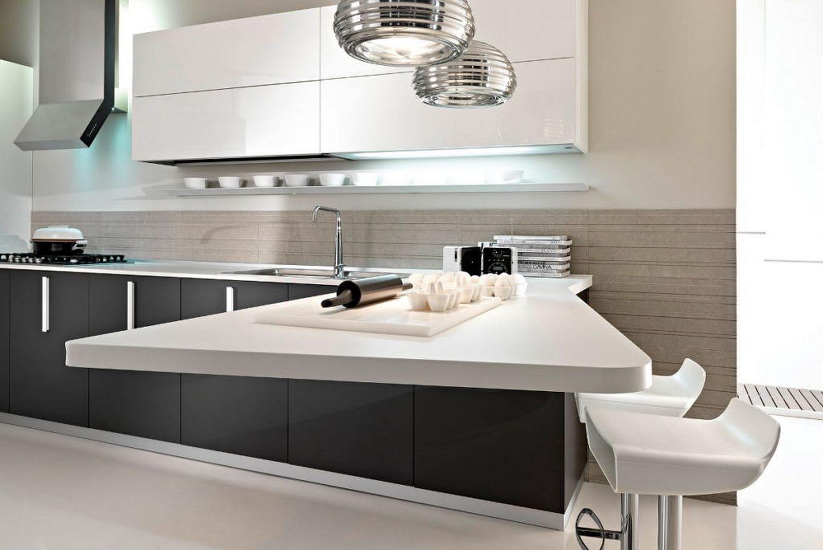 Iluminacion cocinas modernas post lmparas colgantes sobre - Iluminacion cocinas modernas ...