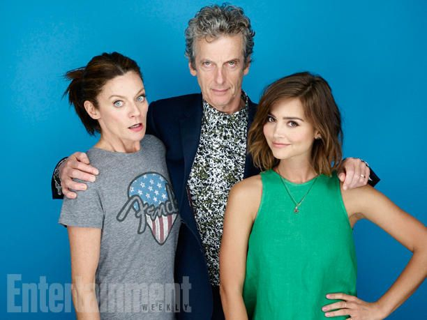 Cast of Doctor Who at SDCC