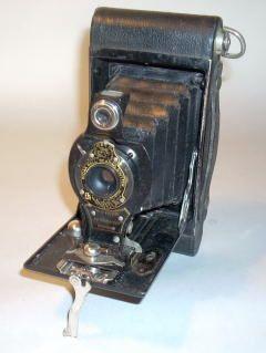 Vintage Kodak Folding Autographic Brownie No 2 Camera | eBay