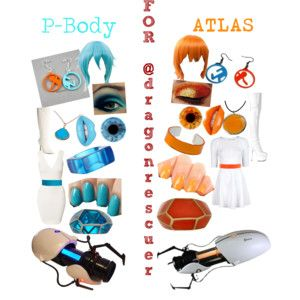 Portal 2: P-Body & ATLAS