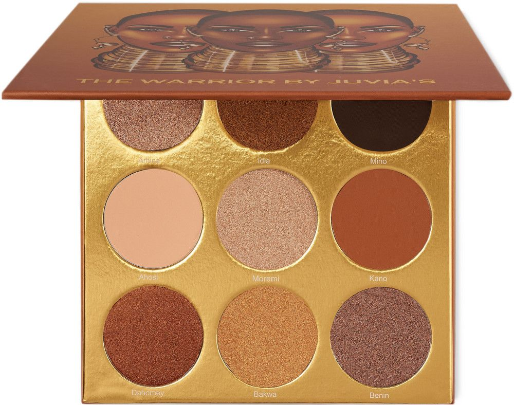 Juvia S Place The Warrior Eyeshadow Palette Only At Ulta