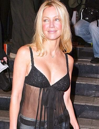 flirting with forty heather locklear pics images leaked hot
