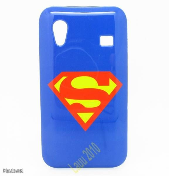 Superman suojakuori Samsung Galaxy Ace