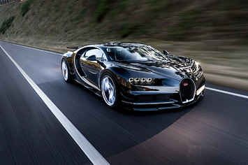 The New Bugatti Chiron Is Probably Nicest Car You Ve Ever Seen
