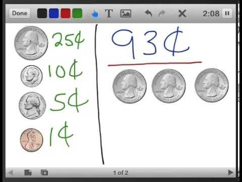 Educreations - Creating and Saving A Lesson Incorporating Graphics