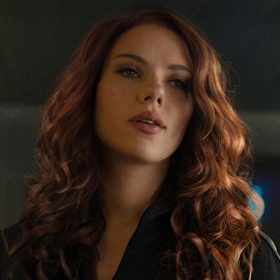 Black Widow Love The Long Hair Not So Much The Short Scarlett Johansson Hairstyle Black Widow Makeup Scarlett Johansson Workout
