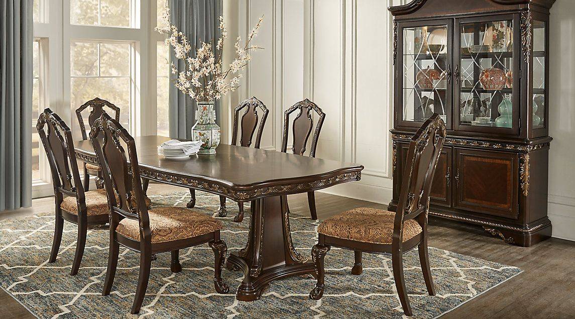 Affordable Formal Dining Room Sets Rooms To Go Furniture Formal Dining Room Table Formal Dining Room Sets Dining Room Suites