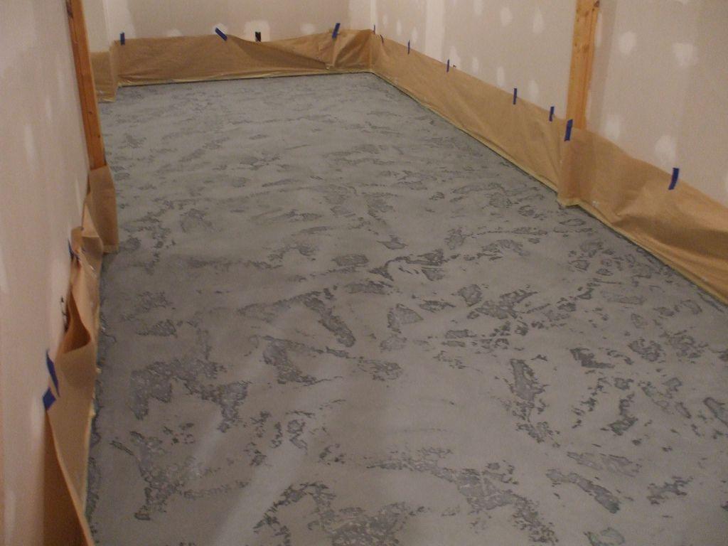 Concrete Subfloor photo by By SupremeCrete Radiant heat
