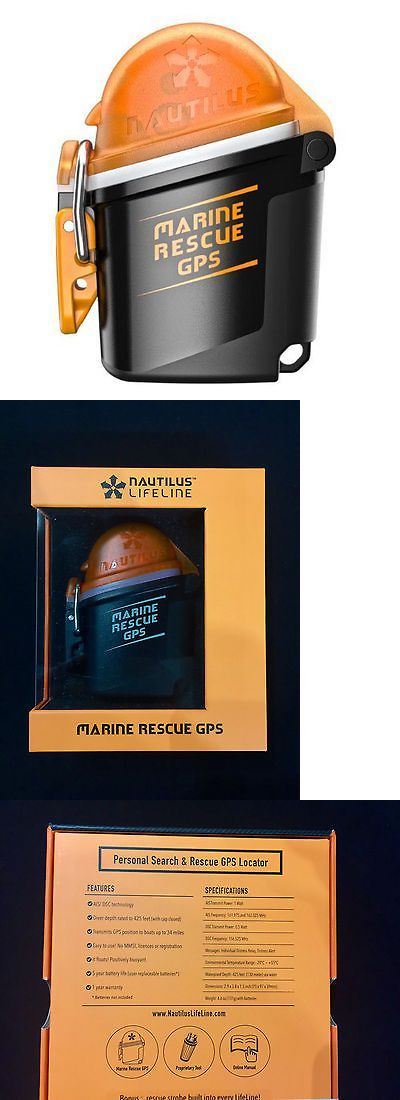 Other SCUBA and Snorkeling 1300: Nautilus Lifeline Marine Rescue Gps New BUY IT NOW ONLY: $179.0