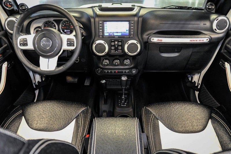 2014 Jeep Wrangler Unlimited Rubicon X