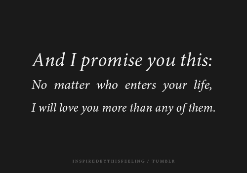 True Love Promise Quotes Love You More Inspirational Quotes