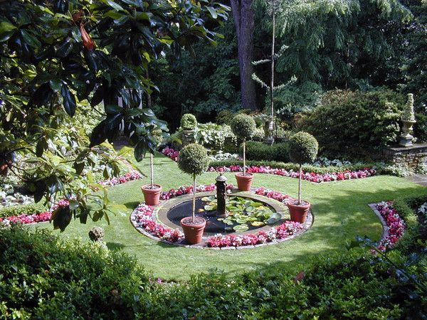 News And Pictures About English Garden Design Ideas English Garden  Landscape Design