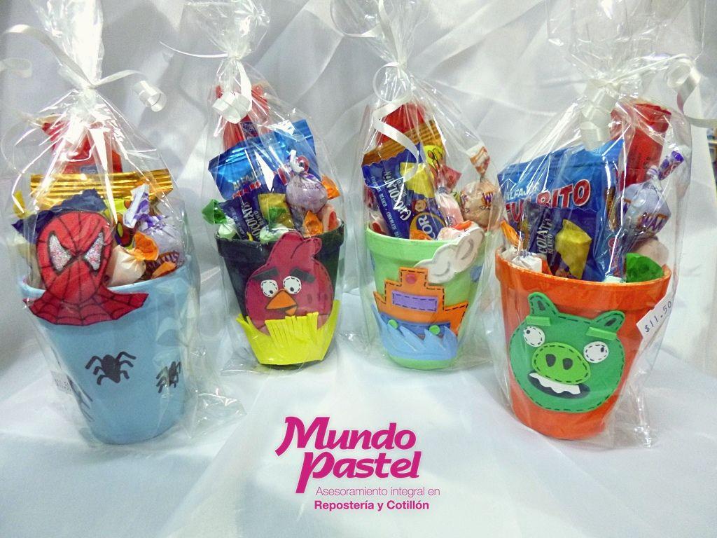 souvenirs para cumpleaos infantiles mundo pastel