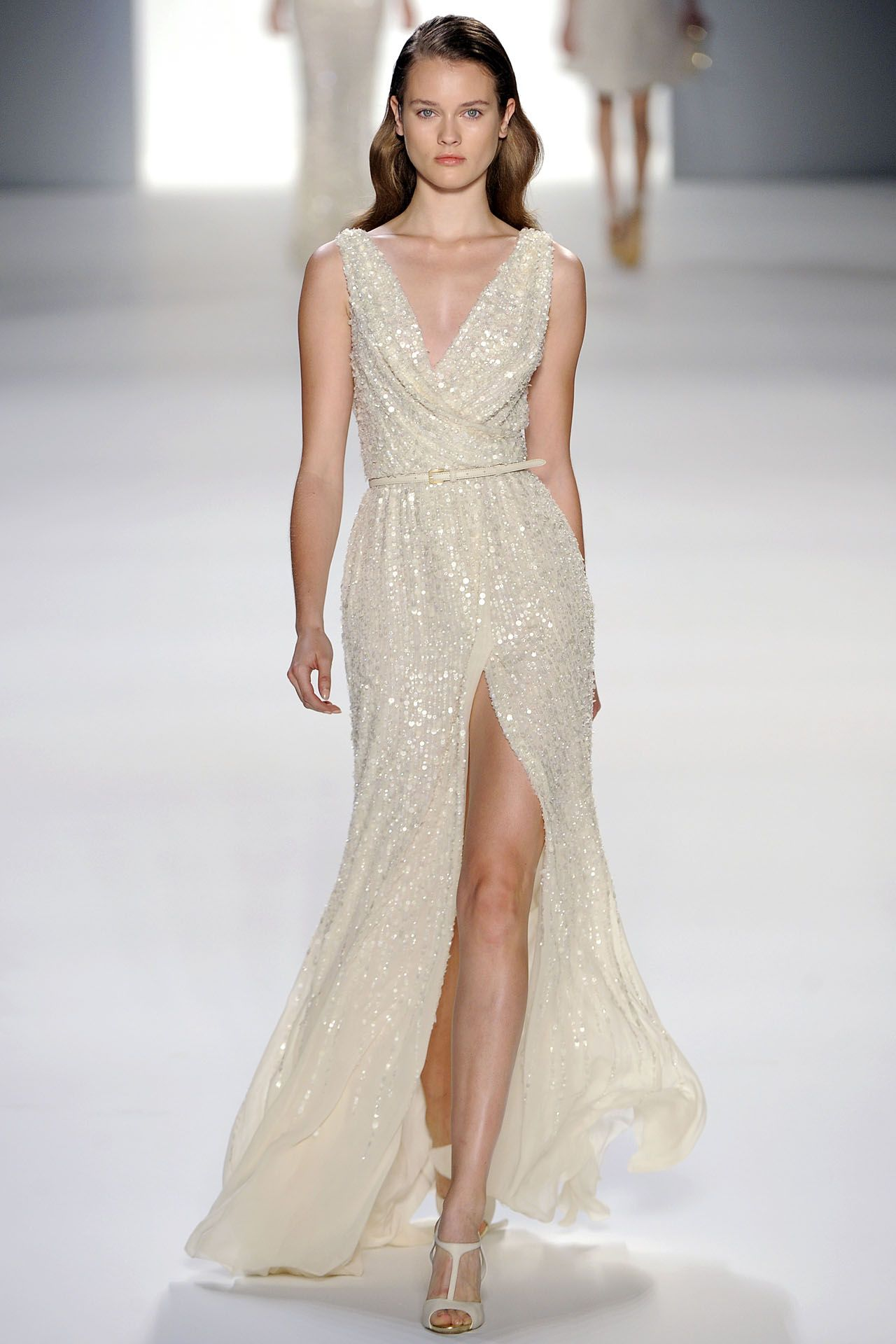 Elie Saab Haute Couture Spring/Summer 2012 -- I would never take this off