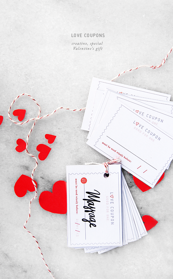 love coupons | Cocorrina | v a l e n t i n e s | Pinterest ...