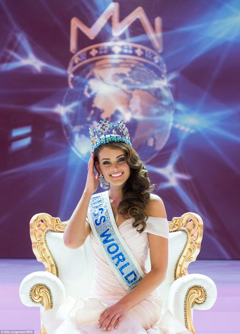 Rolene Strauss Is Miss World 2014: 5 Things to Know About