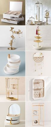 Photo of 20+ Functional and Stylish Jewelry Storage Ideas | Jojotastic Over 20 functions …