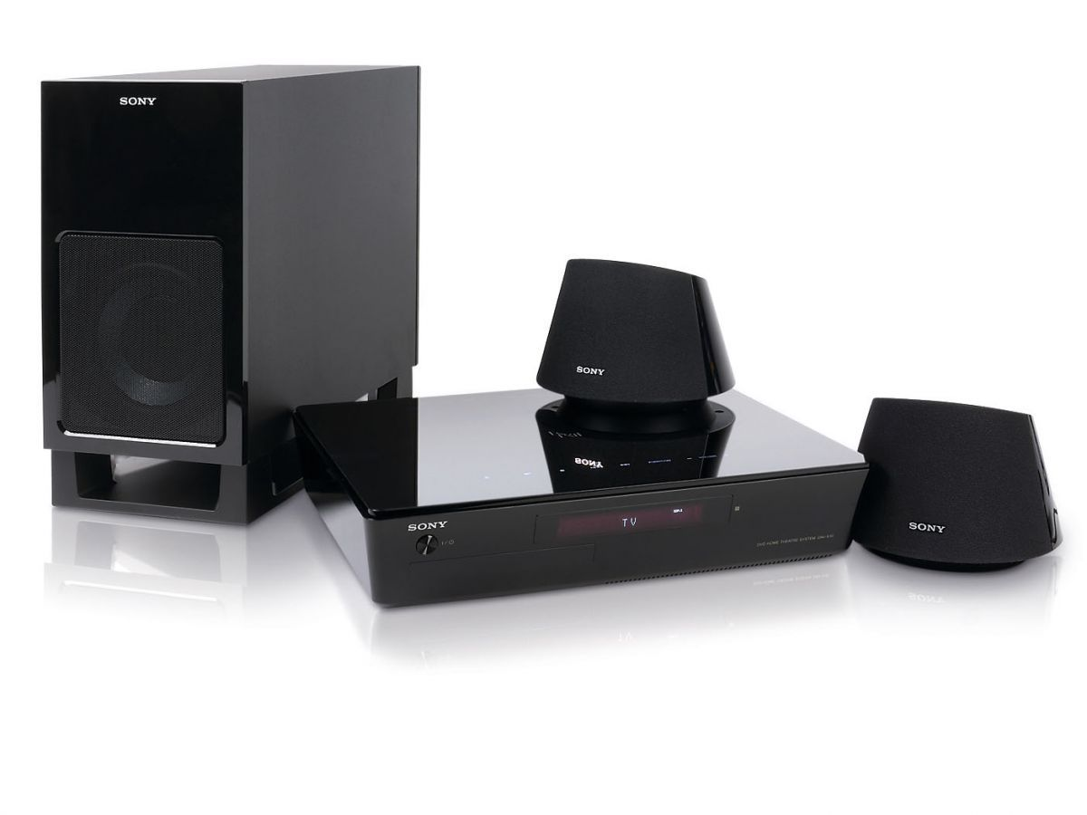 Sony DAV-X10 review | Sony and Speakers