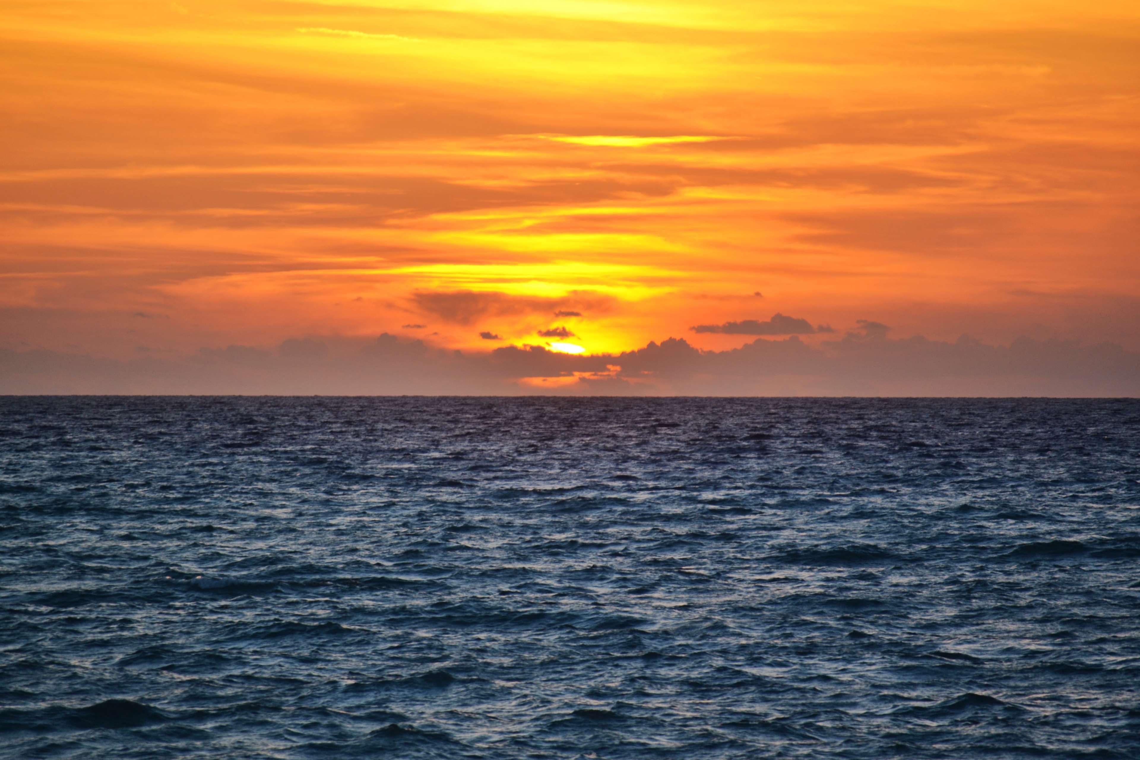 Dawn Dusk Evening Greece Horizon Island Landscape Ocean Orange Outdoor Peaceful Reflection Scenic Sea Seasc Sunrise Sunset Sunrise Images Sunset