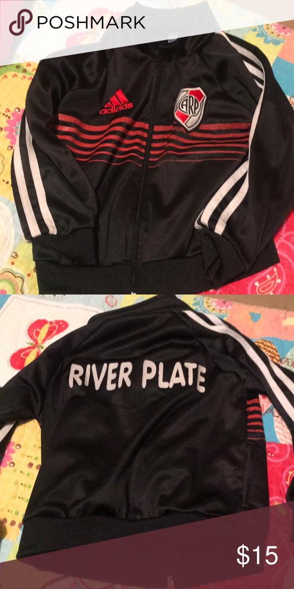 841d6f417 Adidas original River plate Brand new adidas original river plate jacket  soccer Argentina adidas Shirts & Tops Sweatshirts & Hoodies