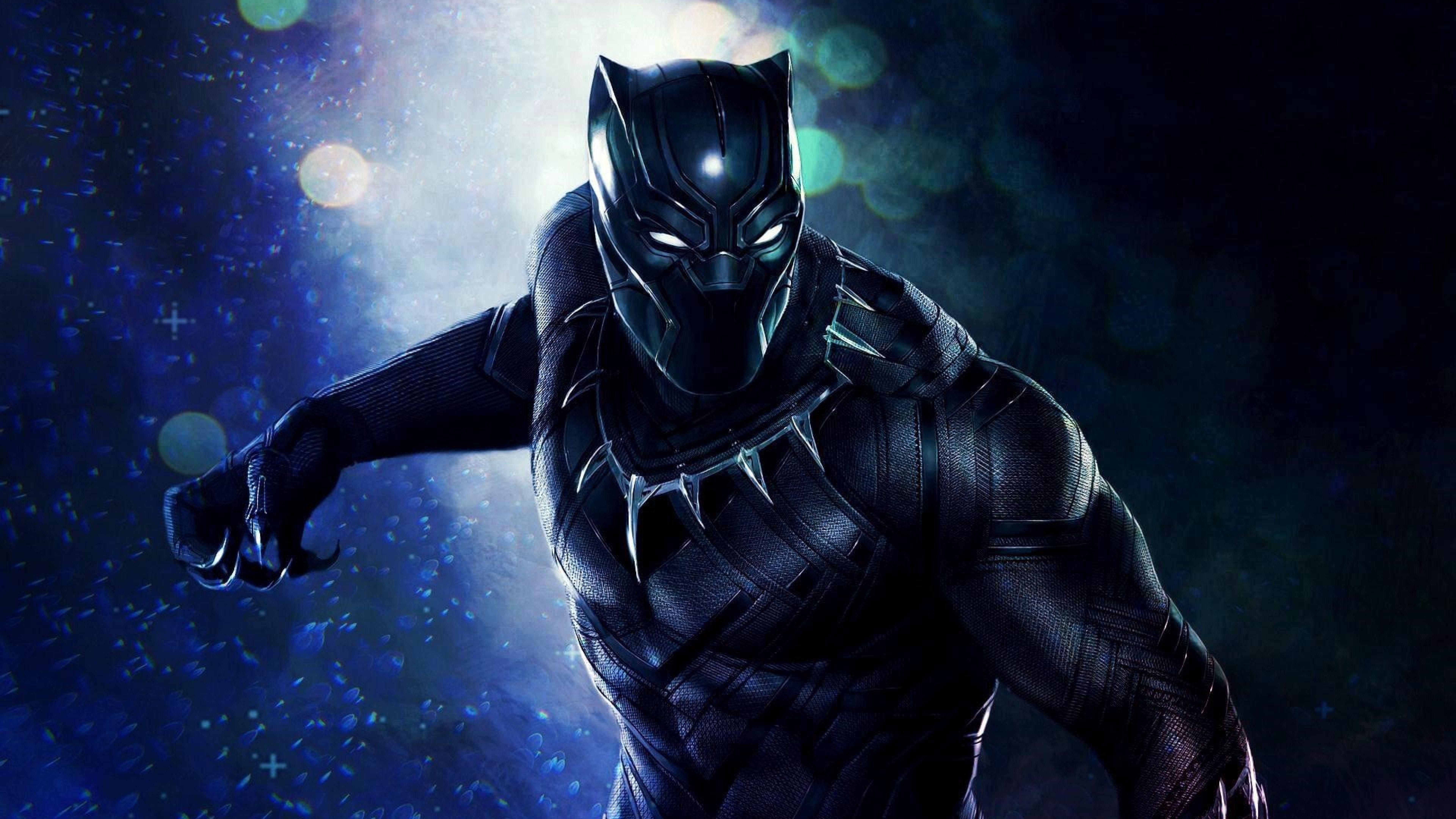 Luxury Black Panther Wallpaper For Mobile Gambar