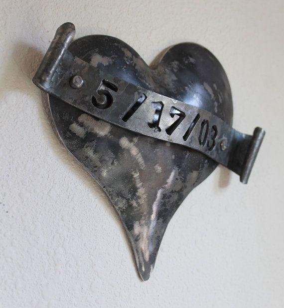 Six Year Wedding Anniversary Gift Ideas: 6 Year Anniversary Gift, Iron Anniversary Gift