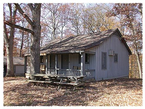 One Of Our Larger Cabins At Tuttle Creek State Park State Park Cabins Image House Cabin