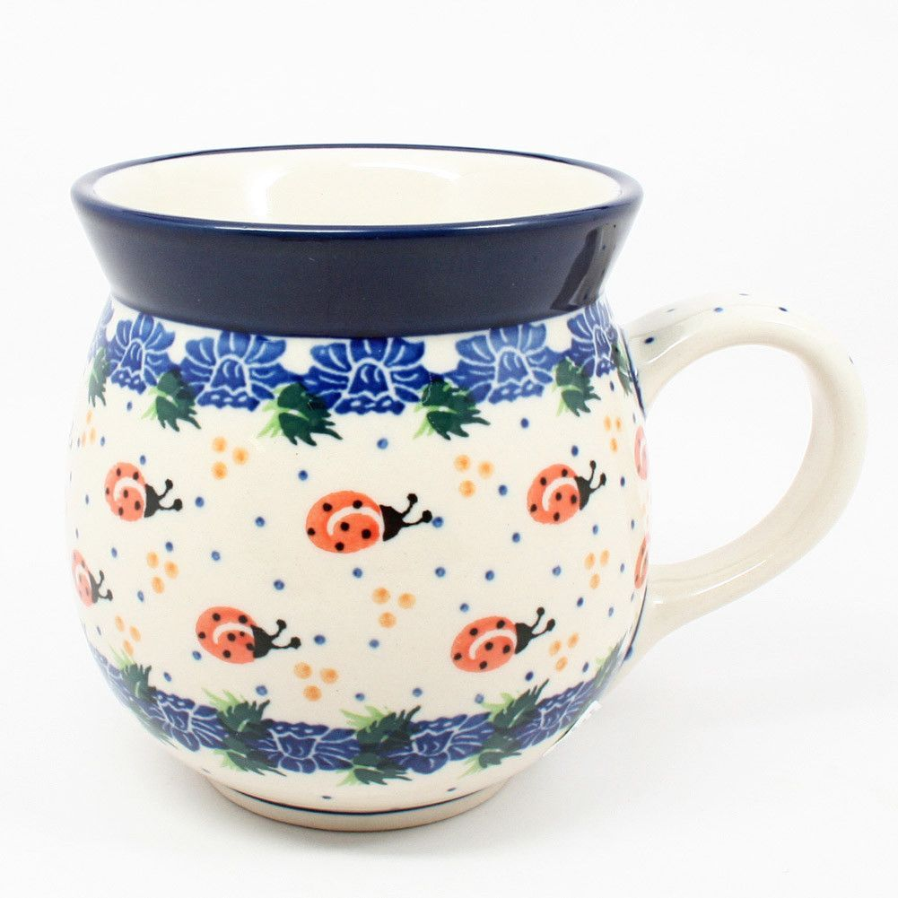 Delicieux Polish Kitchen Online Carries Polish Pottery Gentlemens Bubble Mugs From  Ceramika Artystyczna.