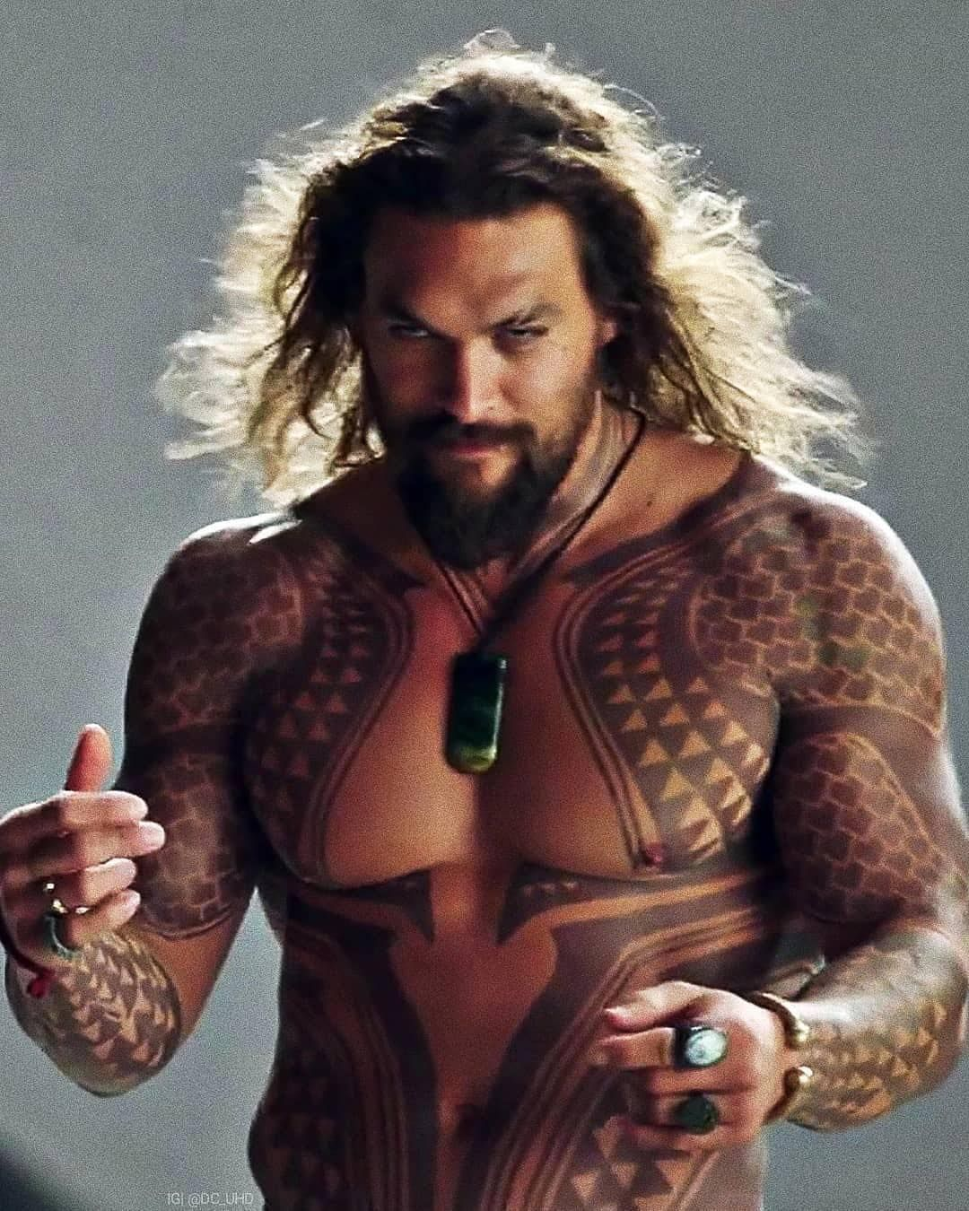 """Jason Momoa News on Instagram: """"[LINK IN BIO] Aquaman 2 with Jason Momoa is officially a go (and"""