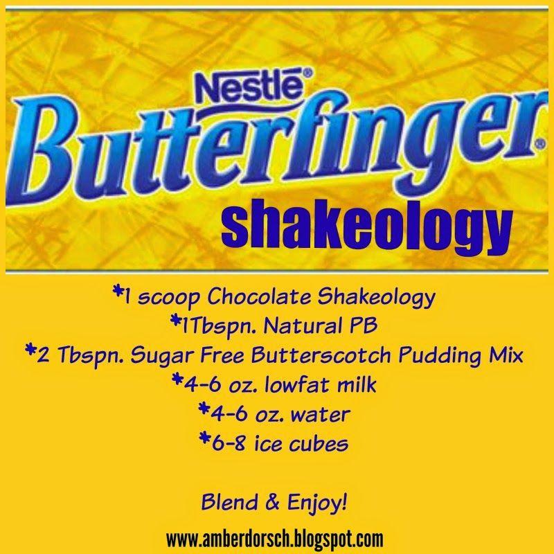 Birthday Cake Batter Shakeology Recipe