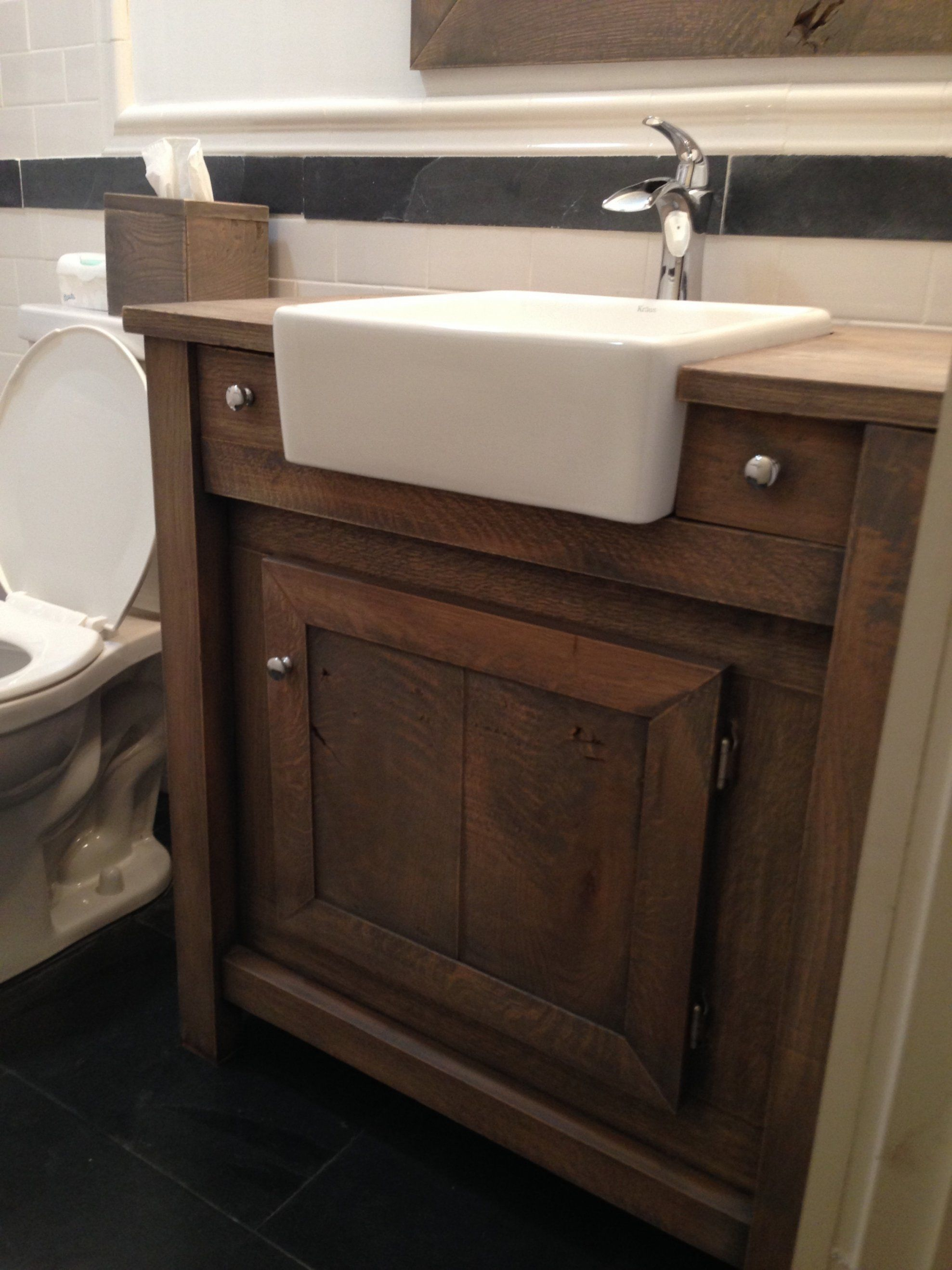 Farm Sink Bathroom Vanity Laredo With Farmhouse For Sale 10 With