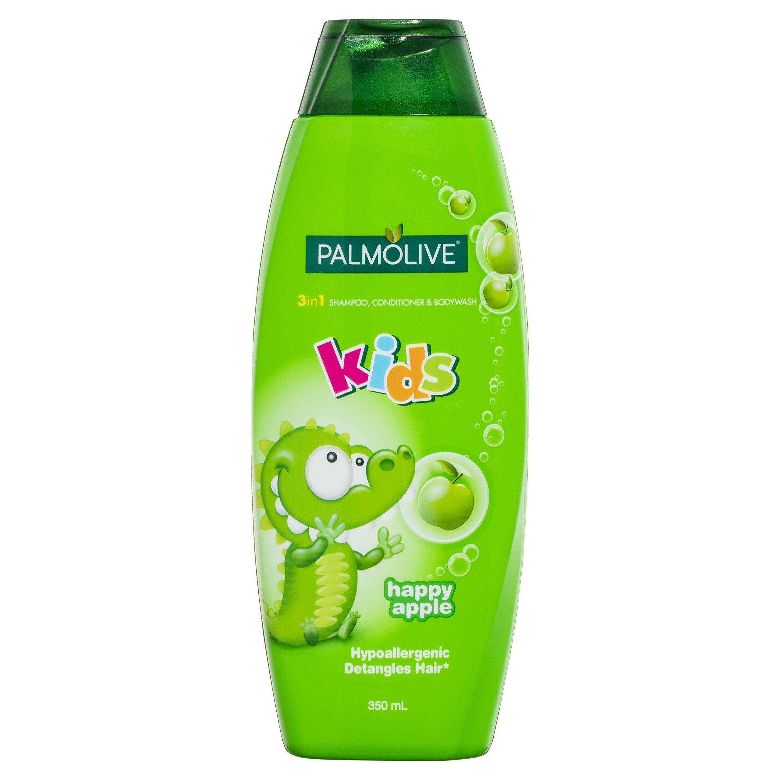 Palmolive Kids 3in1 Hypoallergenic Shampoo Conditioner Bodywash
