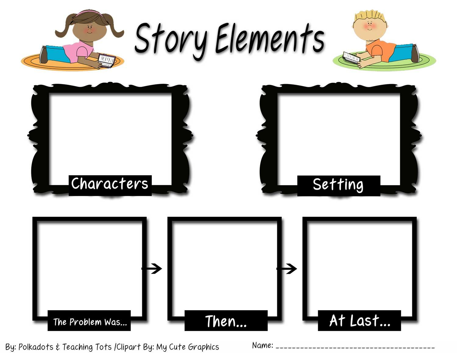 Plot (Beginning, Middle, And End) Lessons TES