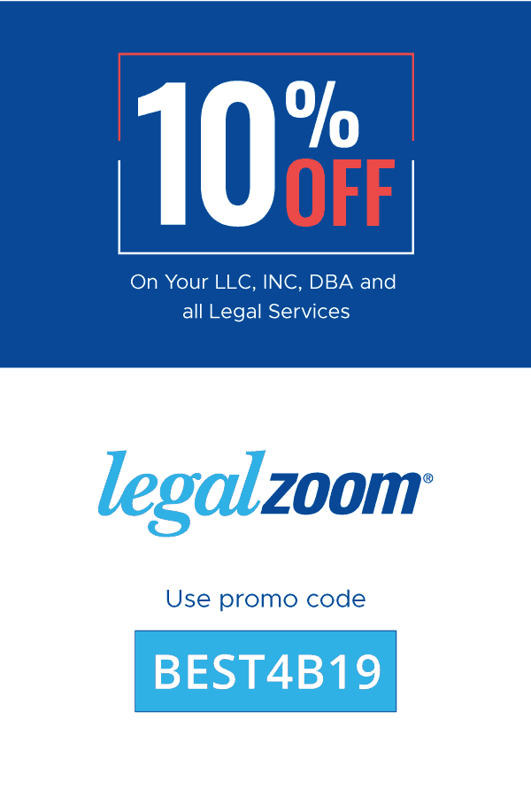 LegalZoom Promo Code and Review 2019 | FREE Coupons Promo