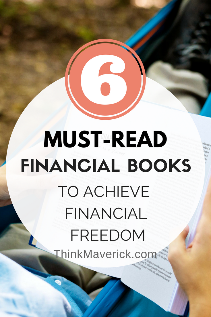 best 6 financial books you should read now to retire young | best of