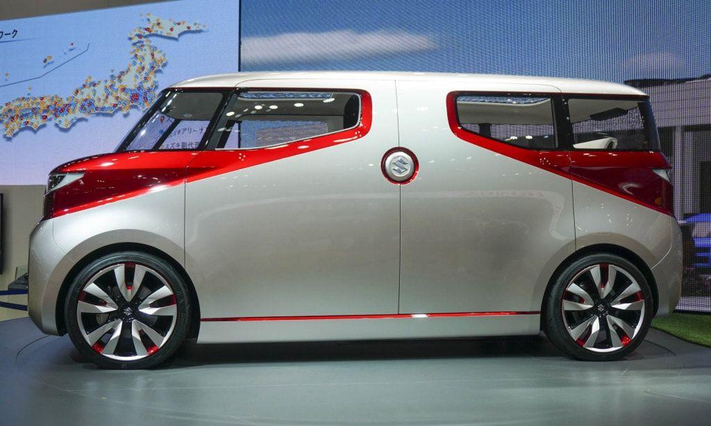 nouveau 39 39 2018 suzuki air triser 39 39 voici les nouvelles voitures camions voitures de sport. Black Bedroom Furniture Sets. Home Design Ideas
